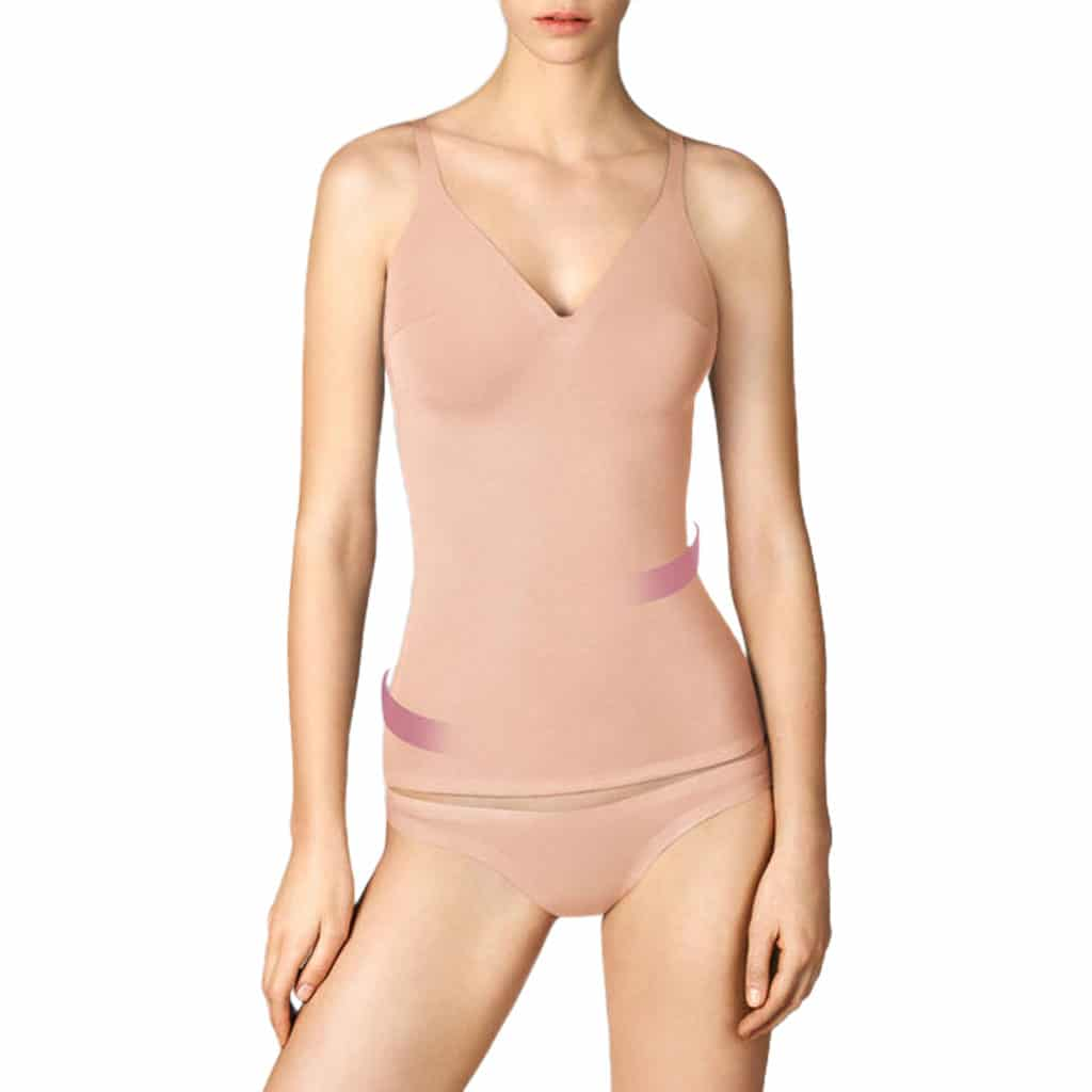 Wolford Cotton Contour Forming Top