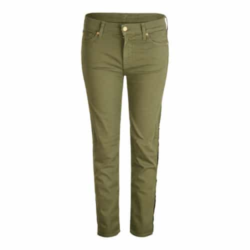7 Jeans Mid Rise Roxanne jeans