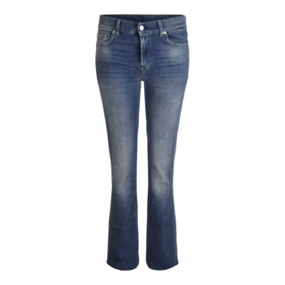 7 Bootcut Left Hand Mid Jeans