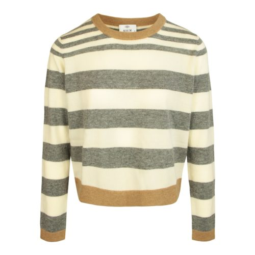 Allude Stribet Sweater