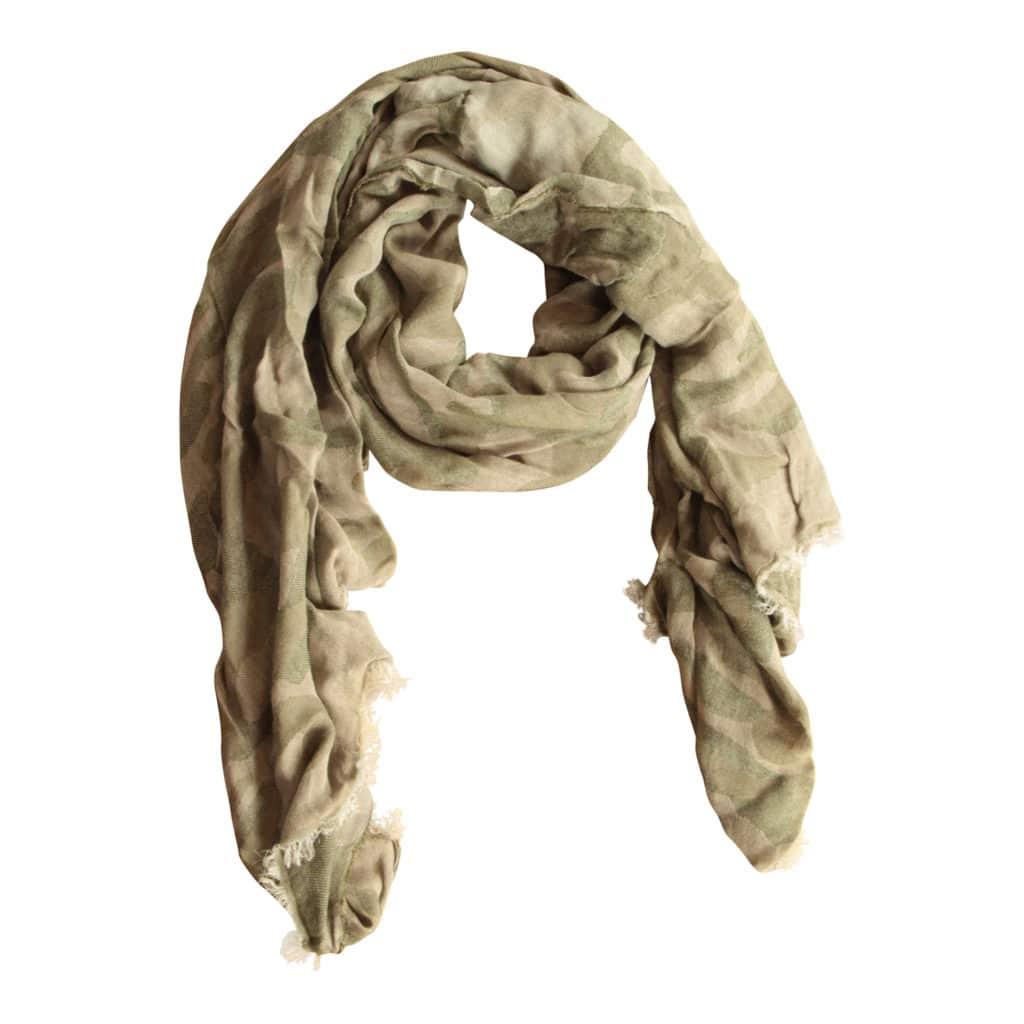 Altea Camouflage tørklæde
