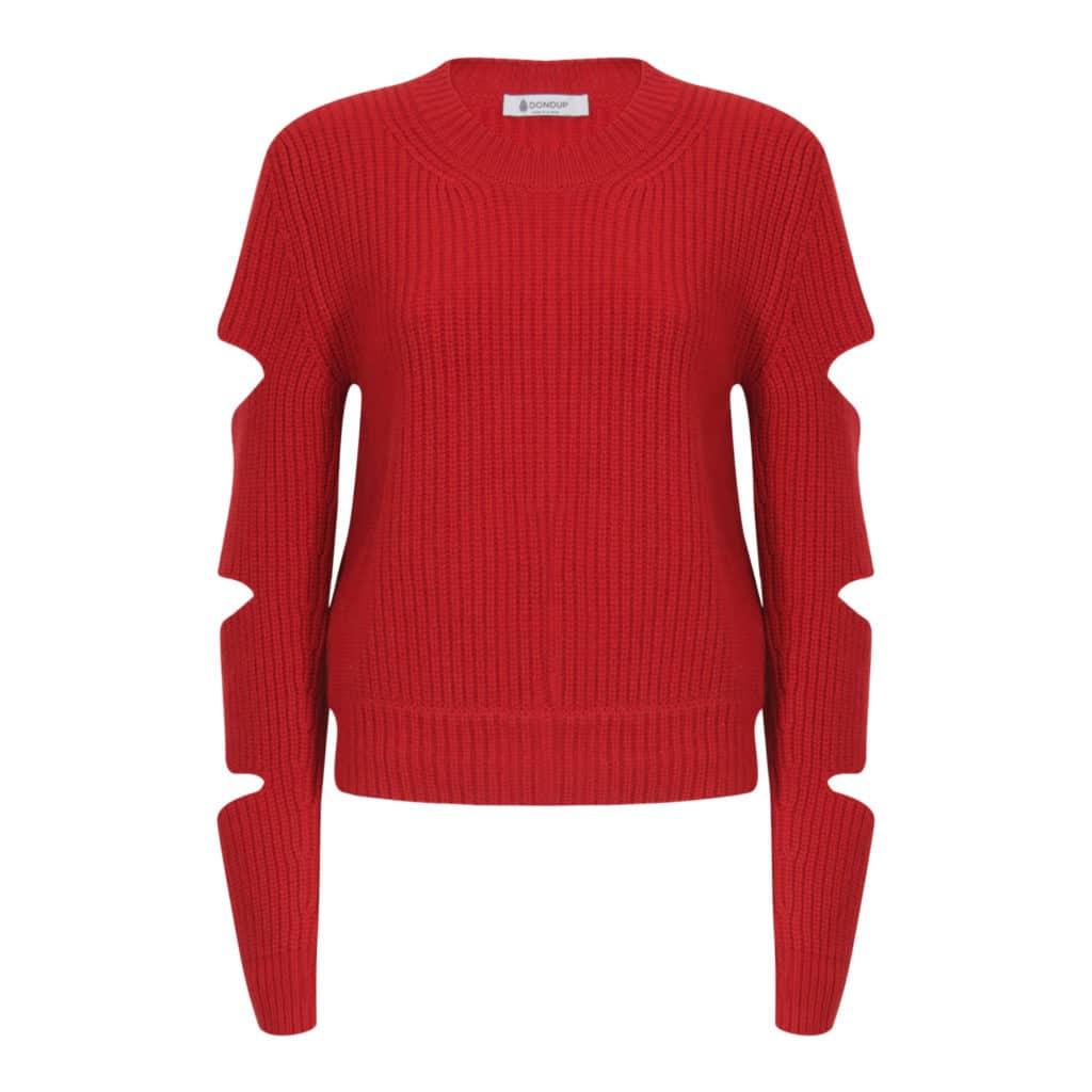 Dondup Rød Sweater