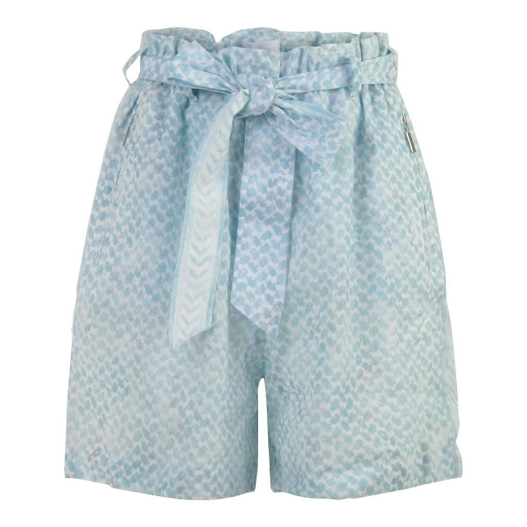 lala Berlin Pia Crincle Shorts