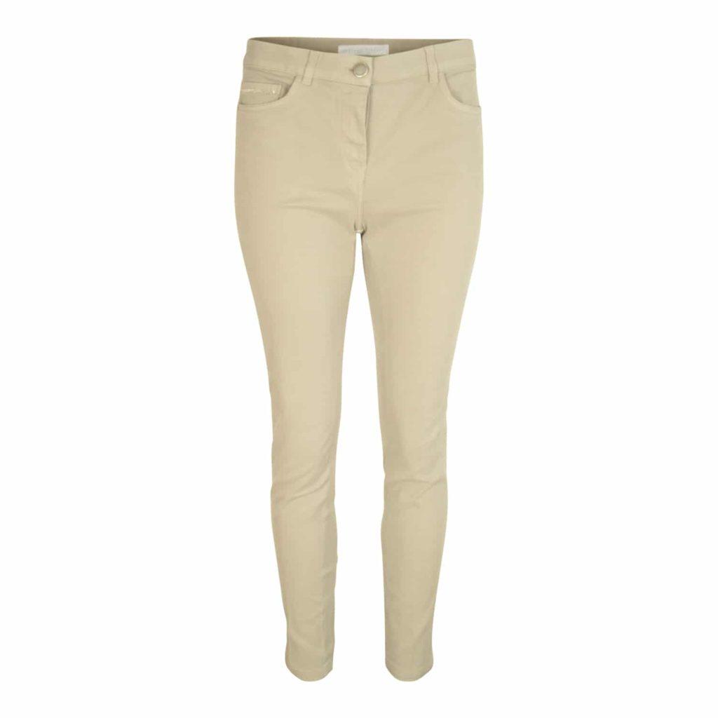 Fabiana Filippi Beige Jeans