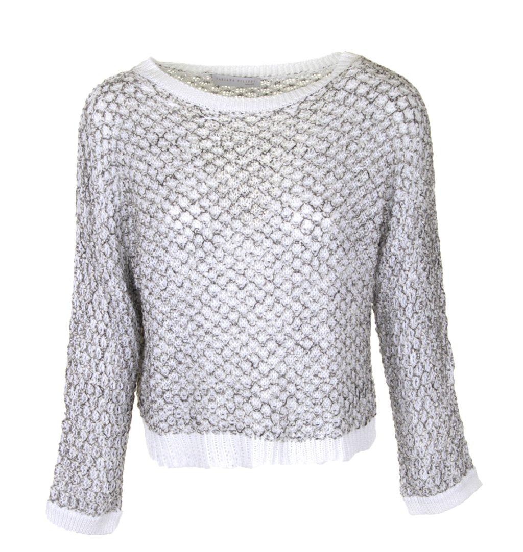 Fabiana Filippi Bomulds Sweater
