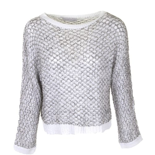Fabiana Filippi Bomulds Sweater