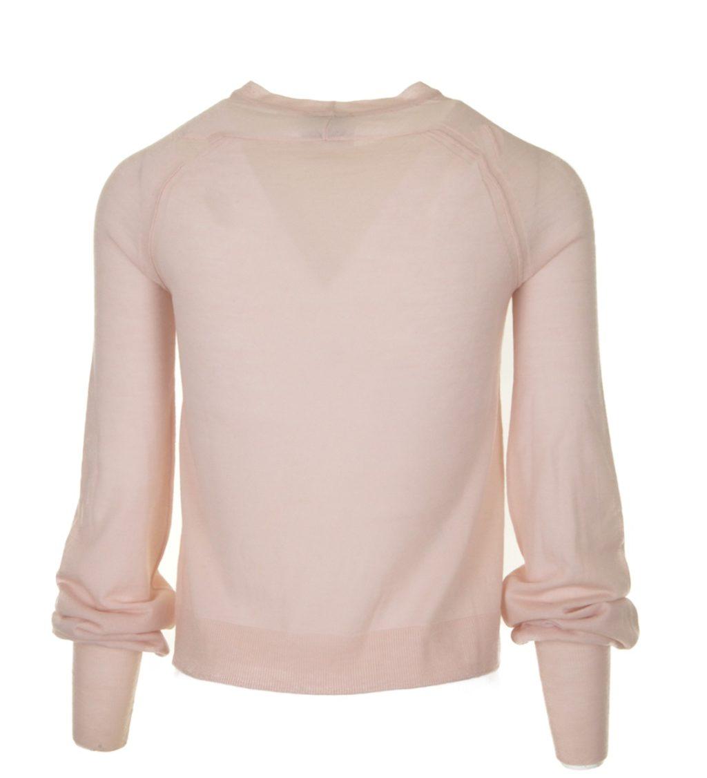 Forte Forte Sweater i ekstra fin merino uld