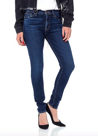 Hudson Barbara High Rise Super Skinny Jeans