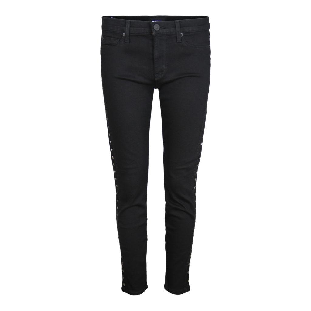 Hudson Sort Med Stjerner Jeans