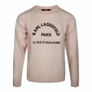 Karl Lagerfeld Logo Sweater