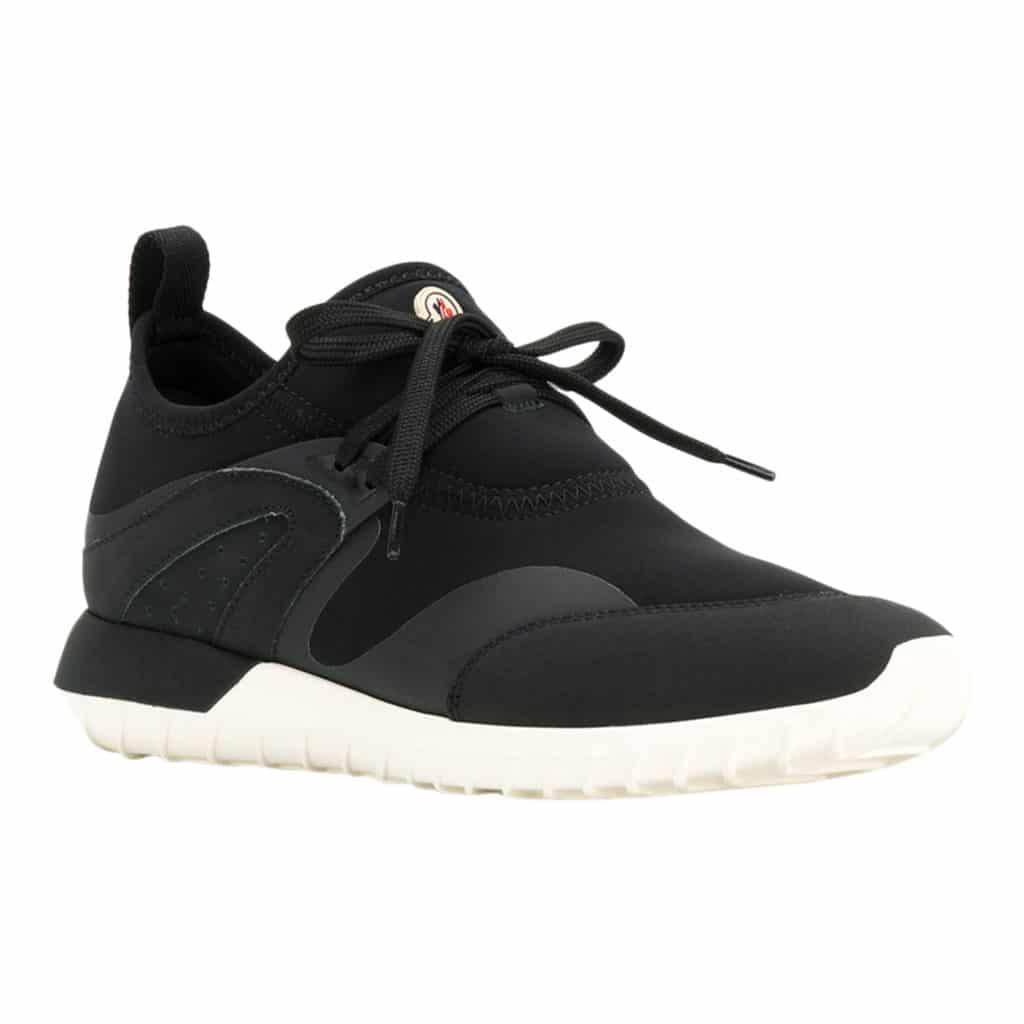 Moncler Jasmine Sorte Sneakers