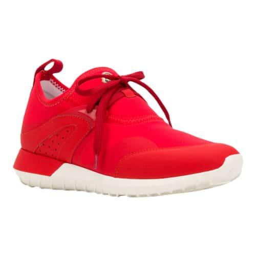 Moncler Jasmine Røde Sneakers