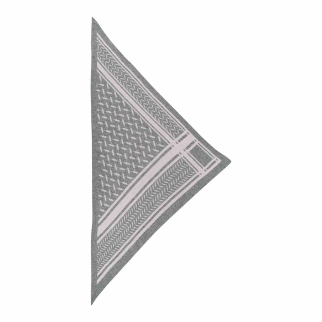 Lala Berlin Triangle Goober Tørklæde City/Candy