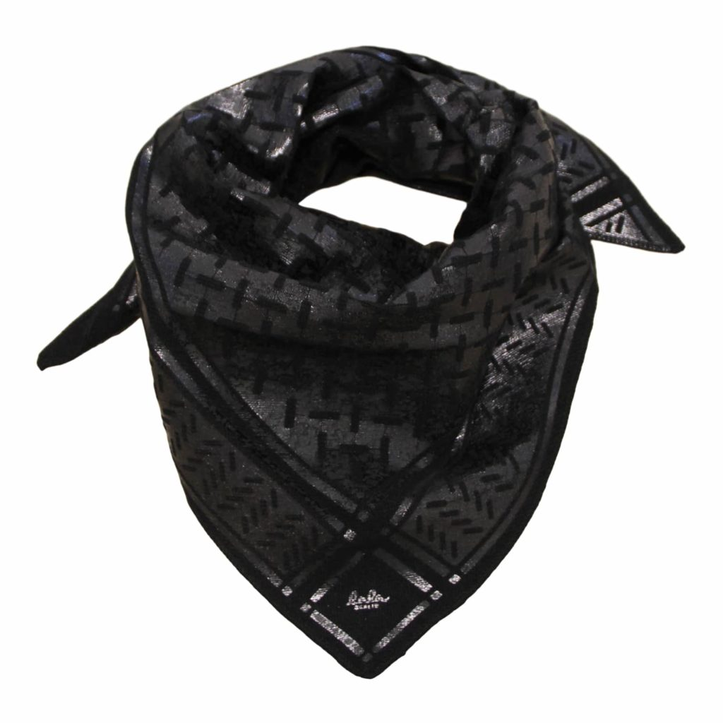 Lala Berlin Triangle Neo Black Foil S