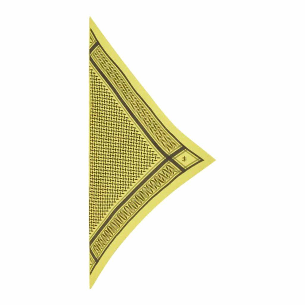 Lala Berlin Triangle Trinity Classic Grey Canarino