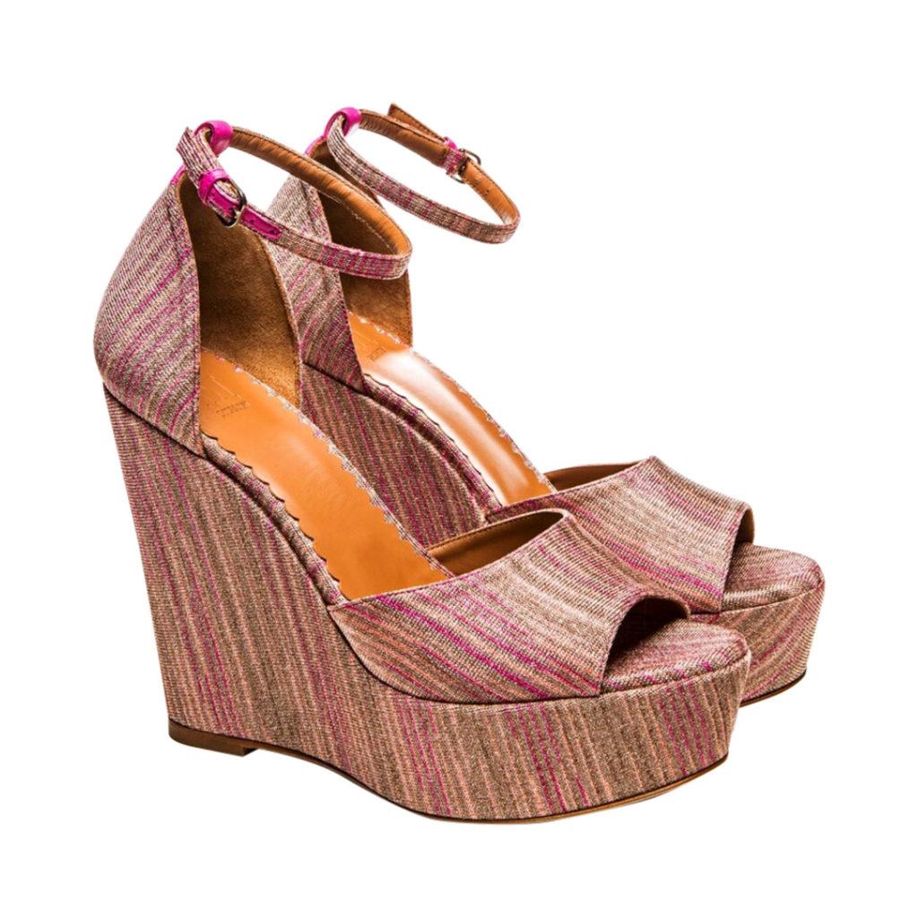 M Missoni sandaler