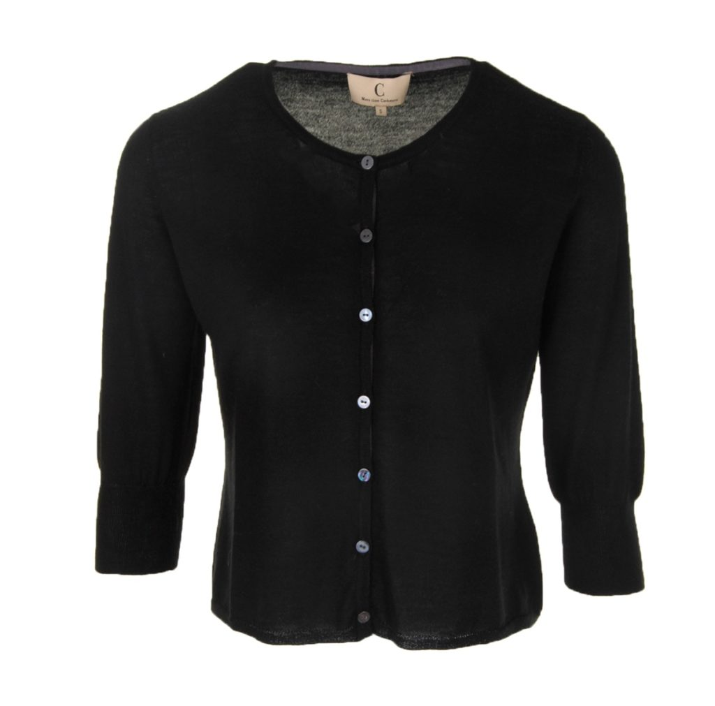 More Than Cashmere Cardigan