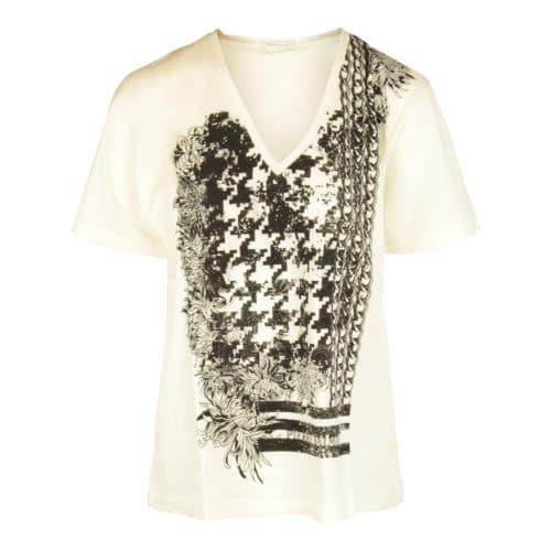 Pierre Balmain V-hals T-shirt