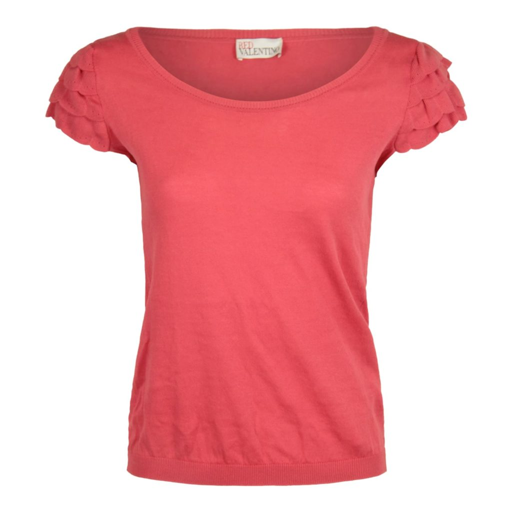 Red Valentino Pink T-shirt