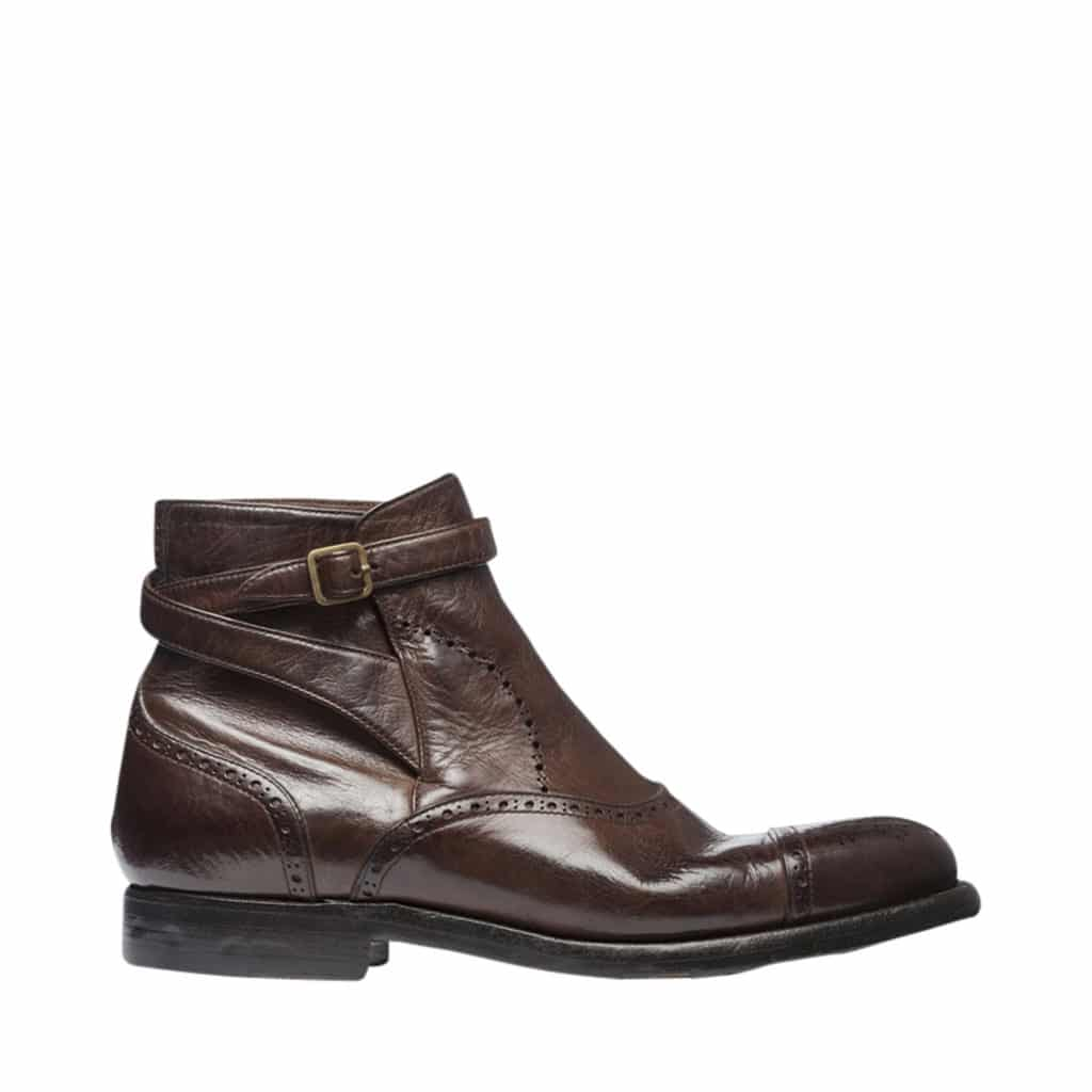 SILVANO SASSETTI Korte Håndlavet støvler