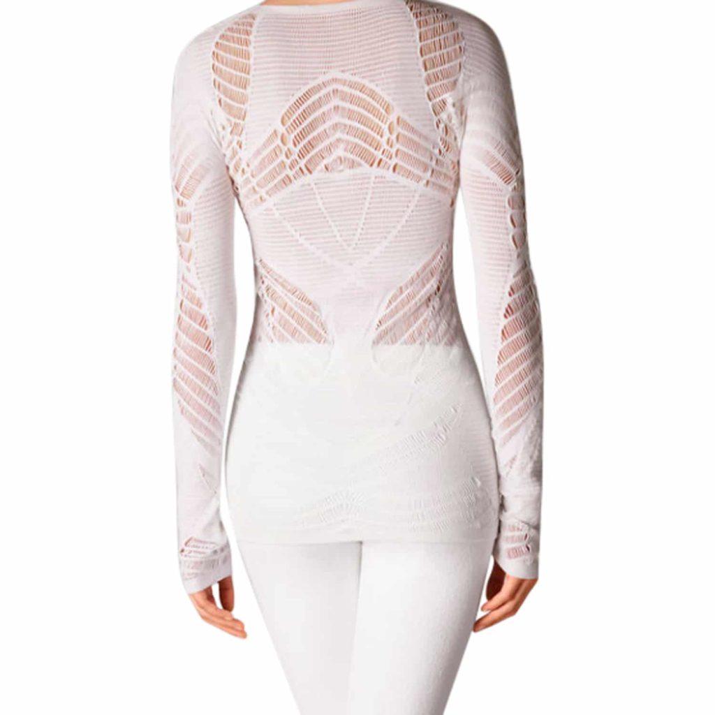 Wolford Net Lace skjorte