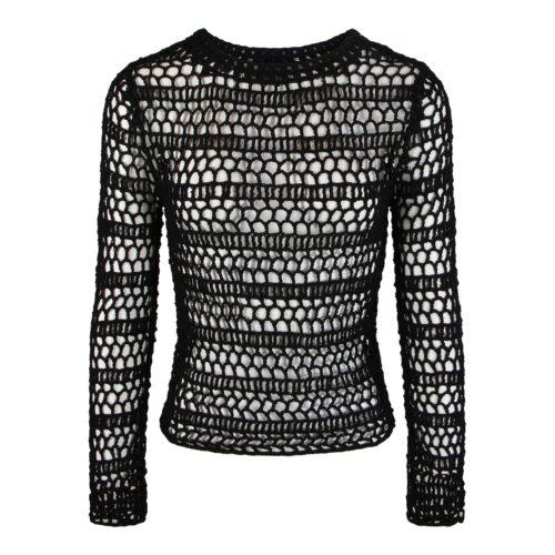 Theory Crochet Sweater