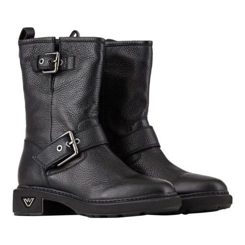 Emporio Armani Sorte Støvler