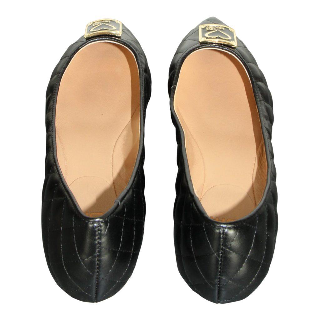 LOVE MOSCHINO Sorte Ballerinas