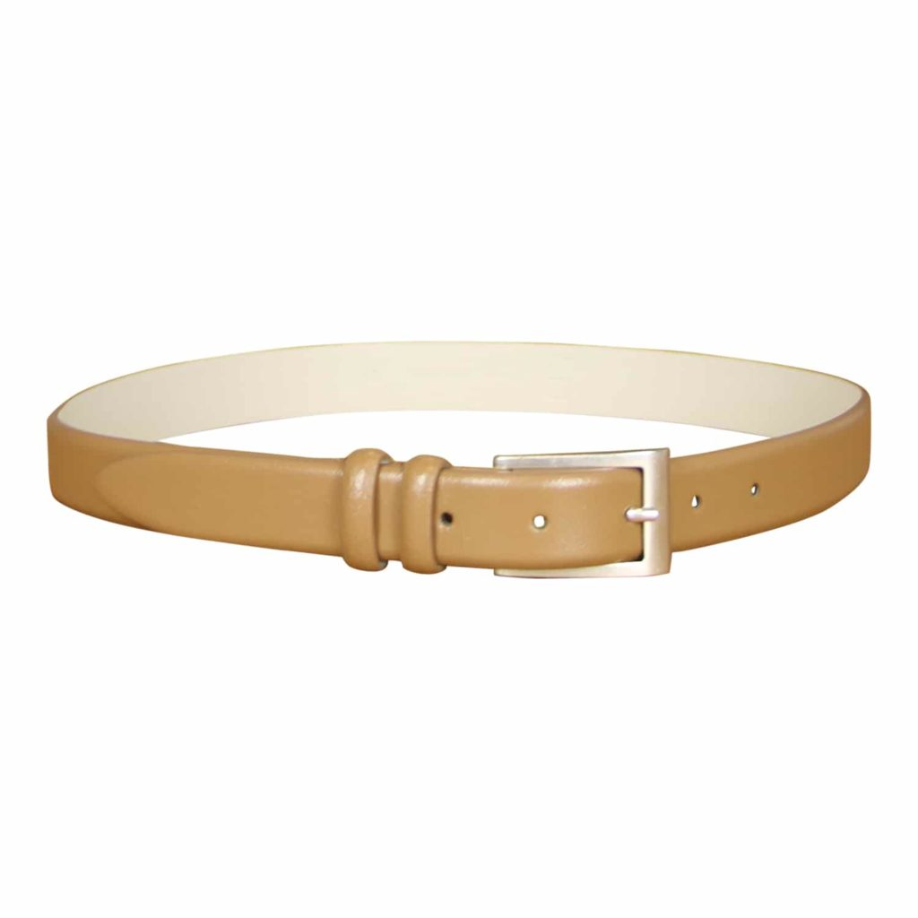 Sergio Gavazzani Light Brown Belt