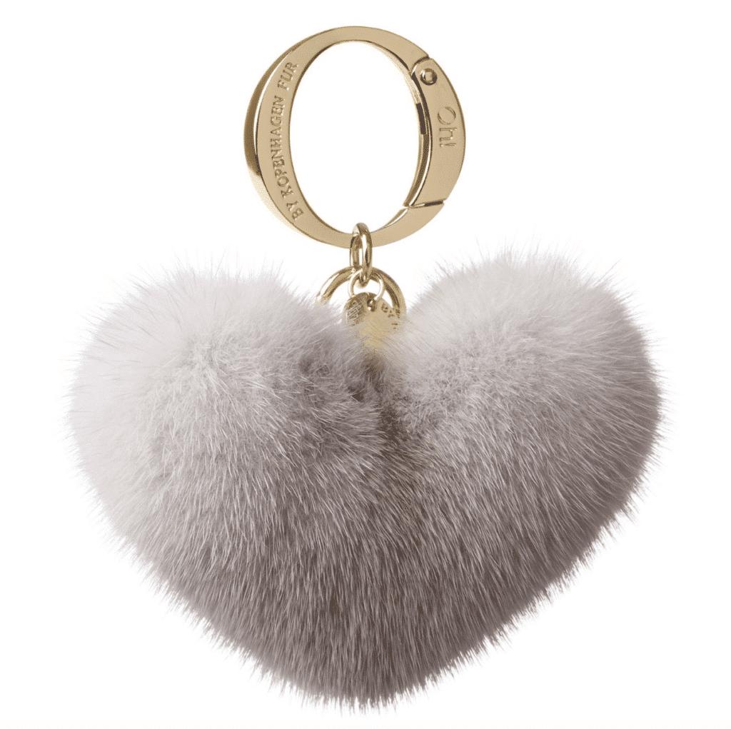 OH! By Kopenhagen Fur Ally Heart Sapphire