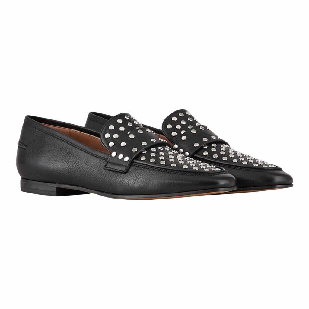 Emporio Armani Skind Loafers