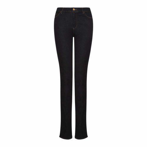 Emporio Armani Blå Straight Jeans