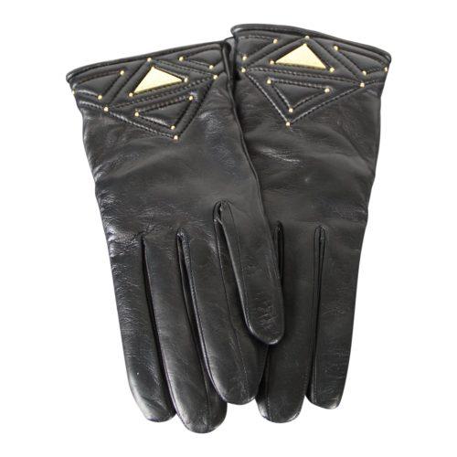 Emporio Armani Læder Handsker