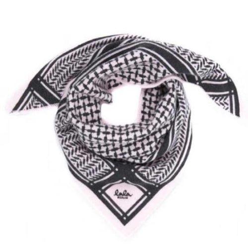 Lala Berlin triangle Classic Tørklæde Candy XS