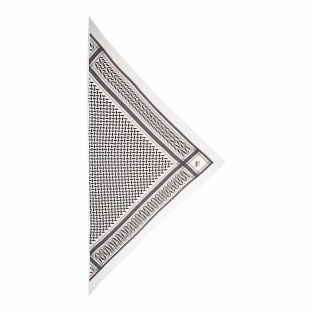 Lala Berlin Triangle Trinity Classic Tørklæde Alabastro