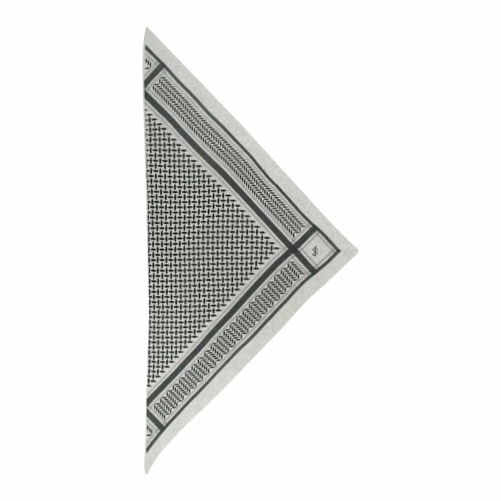 Lala Berlin Triangle Trinity Classic Tørklæde Flanella
