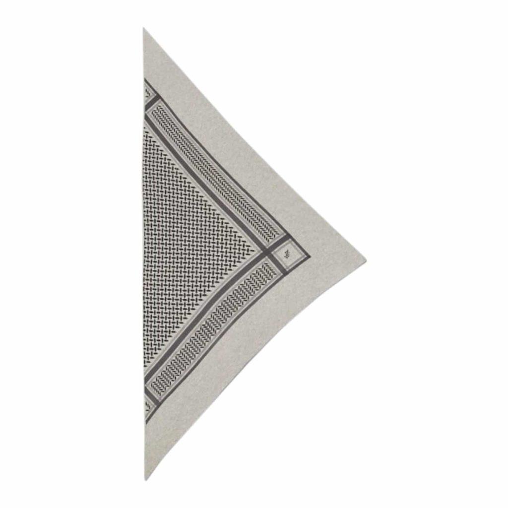 Lala Berlin Triangle Trinity Classic Flanella Large