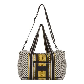 Lala Berlin Big Bag Muriel Color Blocked Taske