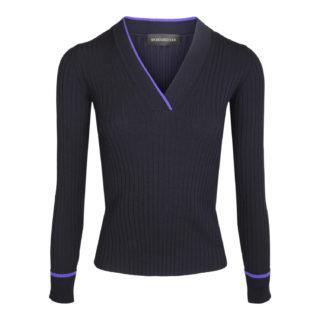 Sportmax Code Blå Zenica Sweater