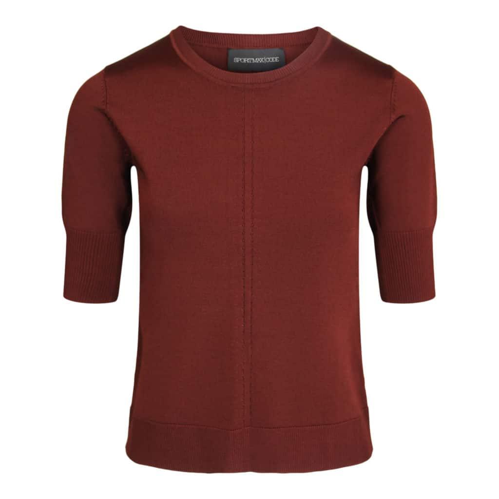 Sportmax Code Mahogni Reflex Sweater