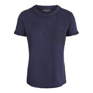 Sportmax Code Blå Edmond T-shirt