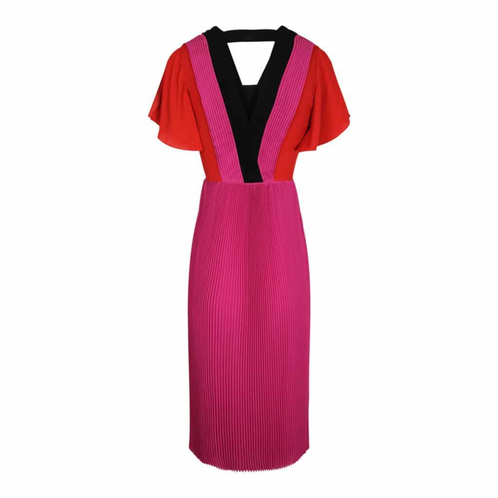 karl Lagerfeld Plisse kjole