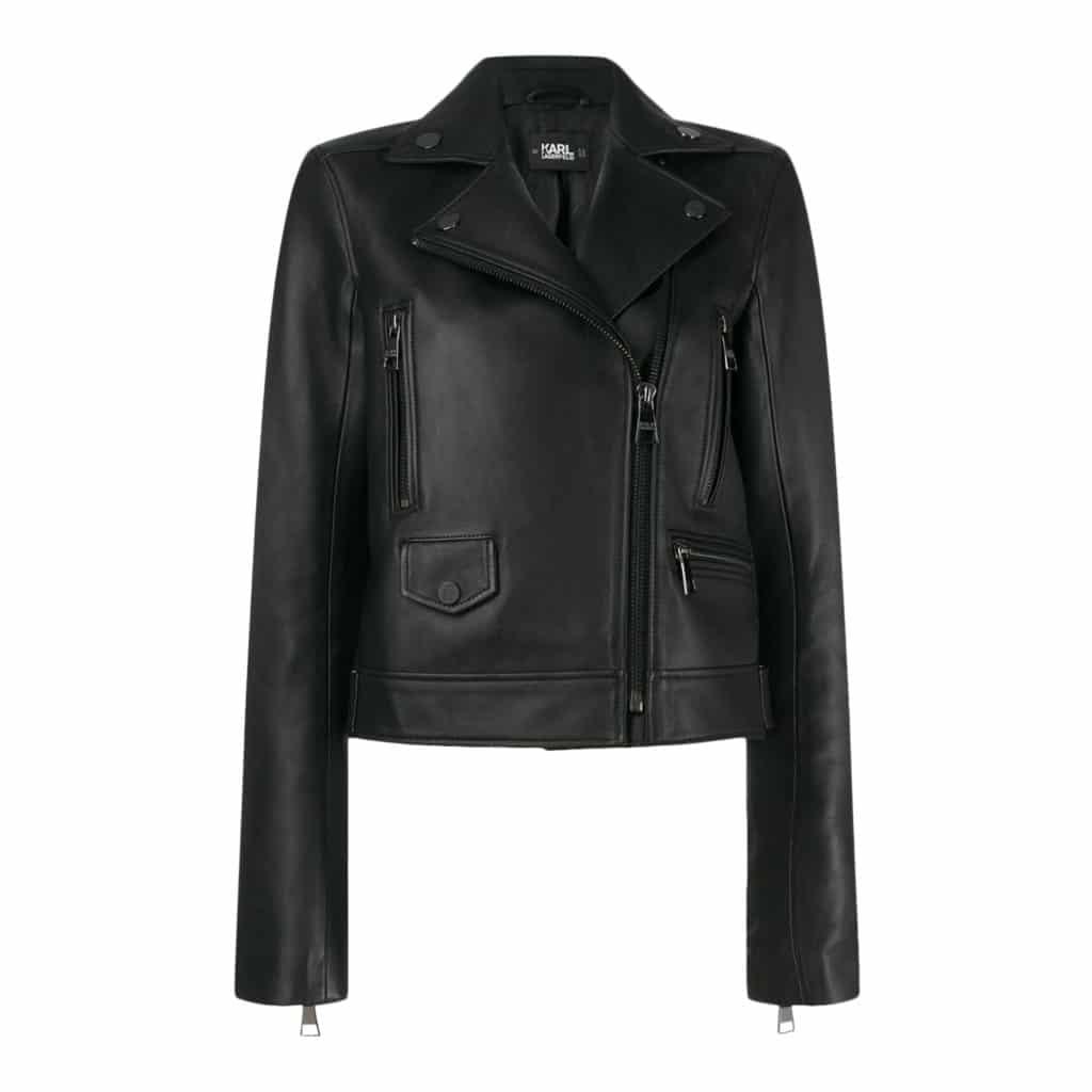 Karl Lagerfeld Skind jakke