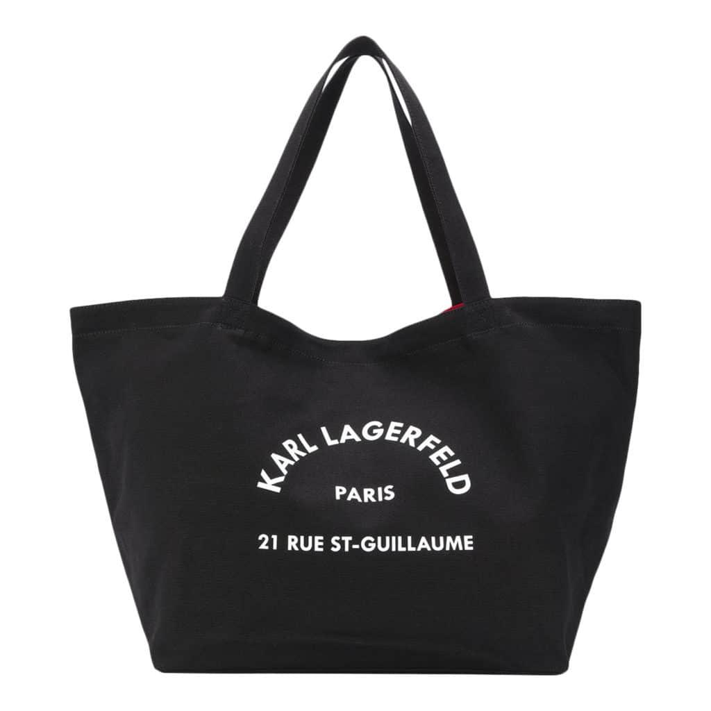 Karl Lagerfeld Shopper Tote Sort Taske