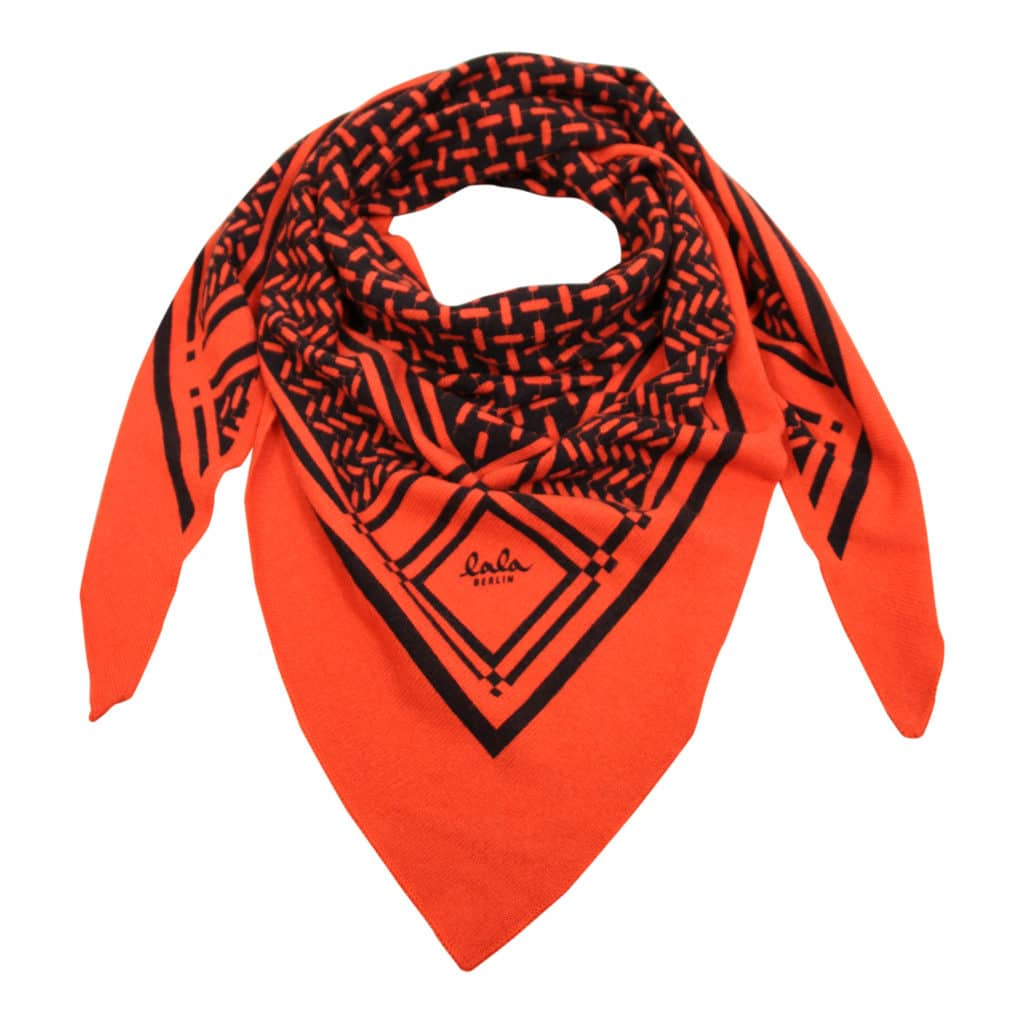 Lala Berlin Triangle Classic Tørklæde Neo Shock