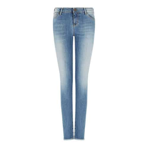 Emporio Armani Lyseblå Jeans