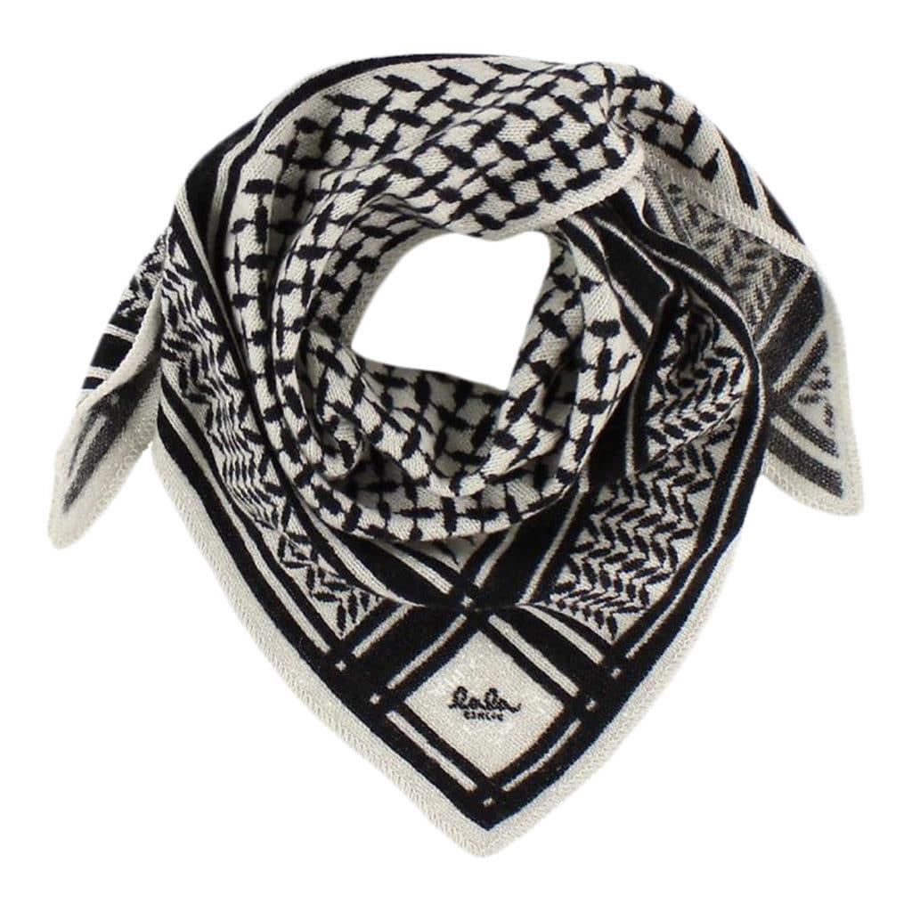 Lala Berlin Triangle Classic Tørklæde Alabastro XS