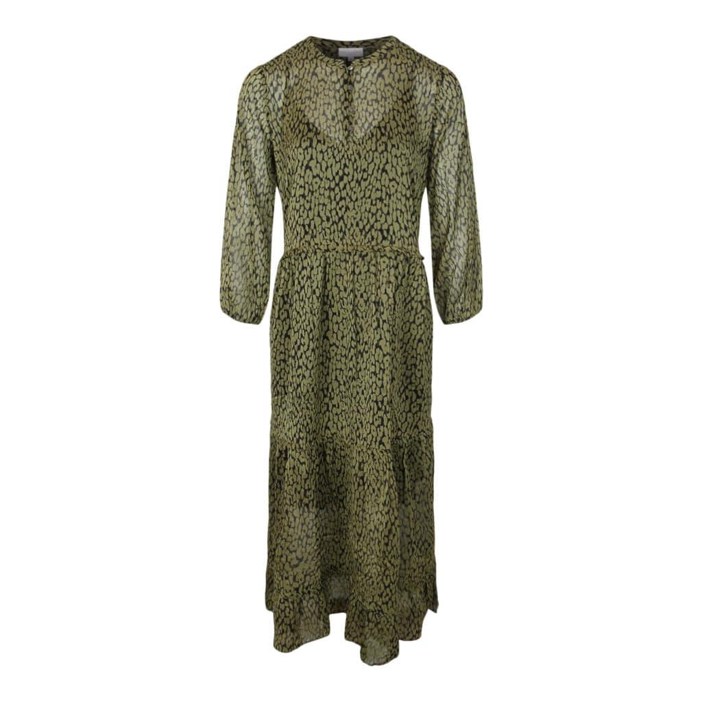 Dea Kudibal Ella grøn kjole