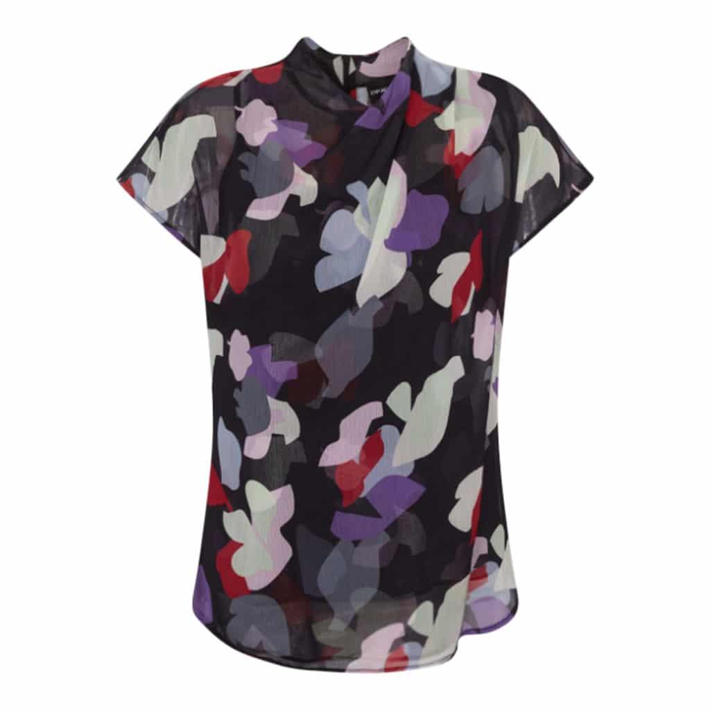 Emporio Armani Blomster T-shirt