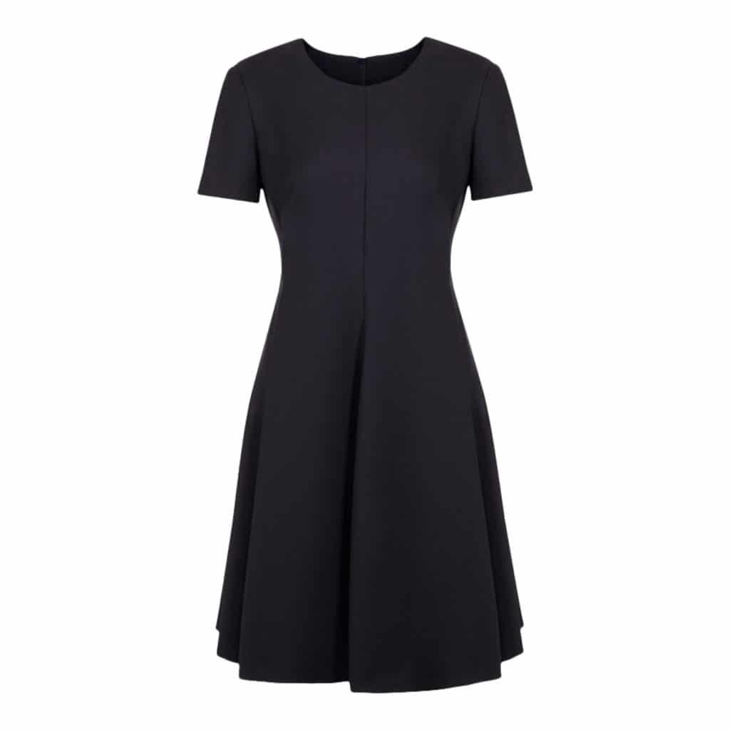 Emporio Armani Mørkeblå kjole